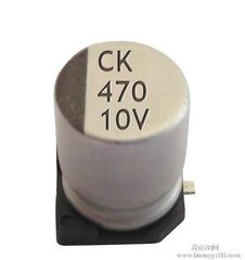 SMD tantalum electrolytic capacitor