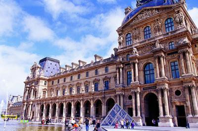 """""""人气高涨""""的法国艺术留学"""