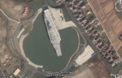 中国造航母