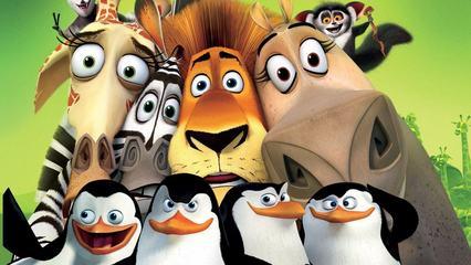 动物明星卡通年会开场视频制作搞笑动画演唱提