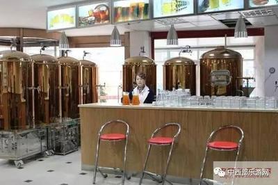 原酿啤酒设备  什么啤酒设备酿造出来的酒好喝